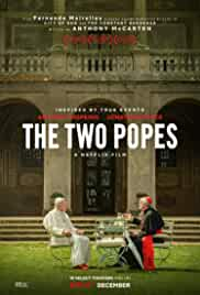 1/16/2020 – Two Popes – The Crosby Street Hotel.